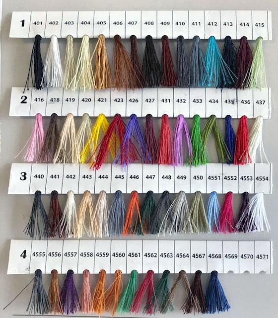 Colori Cucirini